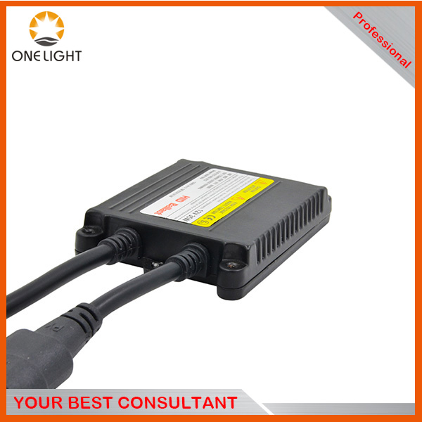 Factory supplier high quality 12V 35W super slim fast start High Intensity Discharge HID xenon ballast for Automotive car lamp