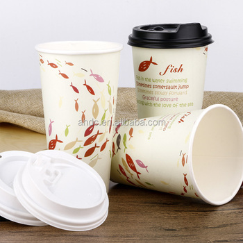 Custom Export Waxed Disposable Printed Coffee 4oz Paper Cup Tea Cup  Manufacturer In China - Buy Custom Export Waxed Disposable Printed Coffee  4oz