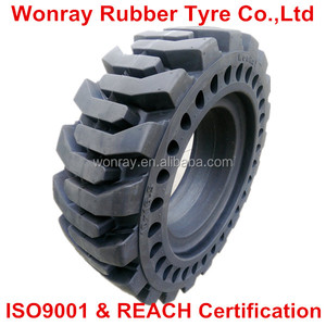 Wheel Loader Moving Type rubber tyre 10x16.5 12x16.5 14x17.5 for bobcat Backhoe Loader With low Price