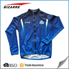 Customized sublimation windstopper cycling jacket / windbreak bike jacket