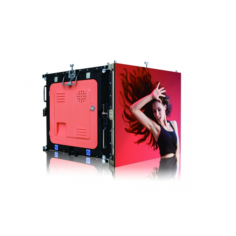 Factory direct pixel pitch p6 indooroutdoor usage and as required pixels easy installation indoor rental led display
