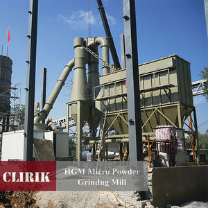 CLIRIK China Supplier calcite powder production plant,grinding mill production line
