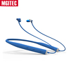 Mgitec Top selling Wireless Bluetooth 5.0 Headset Neckband Stereo HIFI Sound Sport Earbuds with Mic and Magnetic
