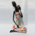 African woman statue art table decorations
