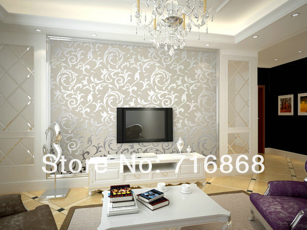 Tapete wohnzimmer beige for Wunderbar braun wohnzimmer
