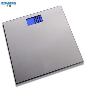 Made In China Human Bathroom Weighing Body Fat Analyzer Scale 180kg