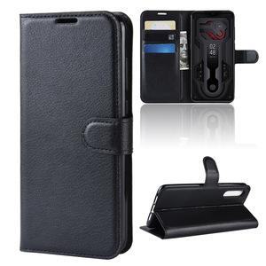 9 Colors Litchi PU Card Holder Wallet Flip Leather Case For XIAOMI Mi 9 /Mi 9 Explorer