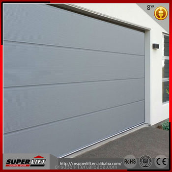 Residential Automatic Folding Safety Steel Garage Entry Doors Buy
