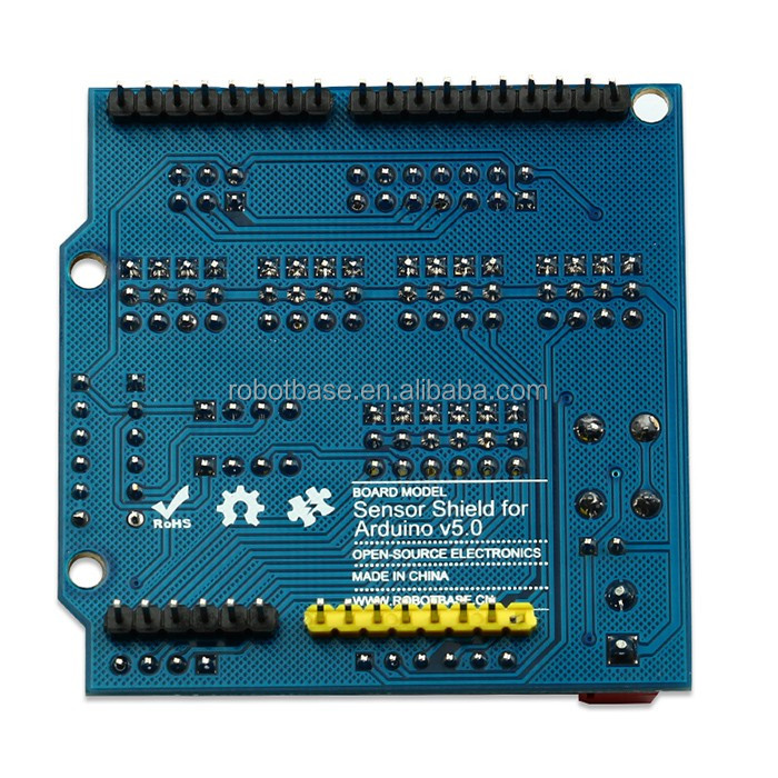 Sensor Shield V5.0 for Arduino Robotic controller