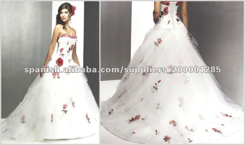 Fotos de vestidos de novia arabes