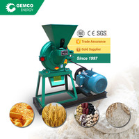 Gemco industrial atta chakki flour mill machine
