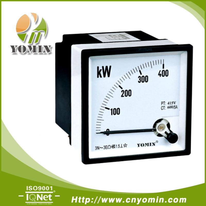 Manufacturer Dt-w96 Active Power Meter,Analog Panel Meter 96*96 ...
