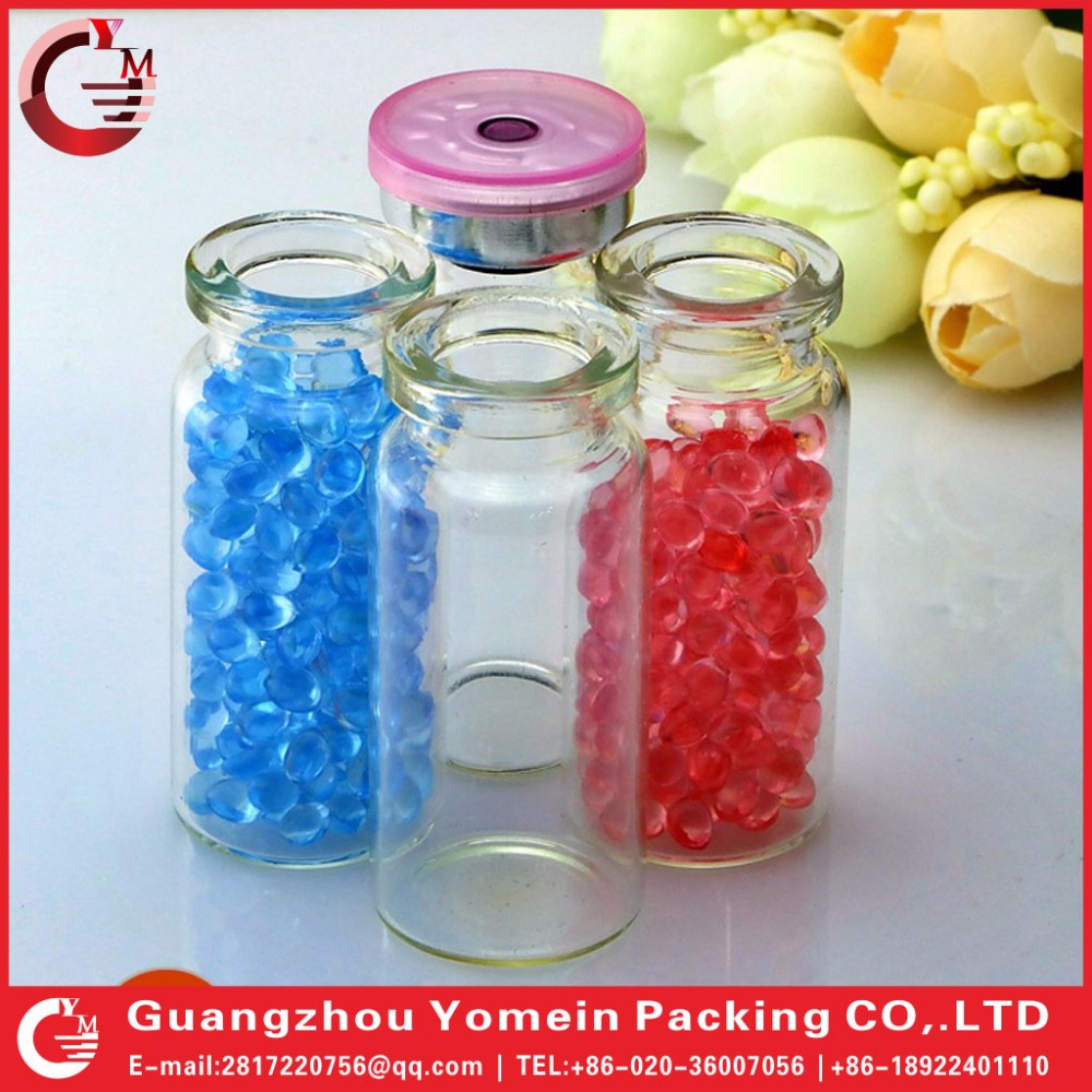10ml amber bottle glass vial for steroids,pop vials for crimper wholesale.