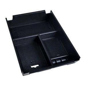 Center Console Insert Organizer Tray Armrest Storage Box for Ford Raptor 2013 2014 Accessories