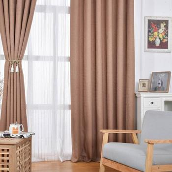 Extra long thick discount bedroom curtain and window treatments