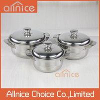 China supplies stainless steel noodle cooking pot sets/cheap price india induction cooker price