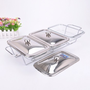 Security Payment Wholesale Metal Wire Stand Glass Buffet Food Warmer ...