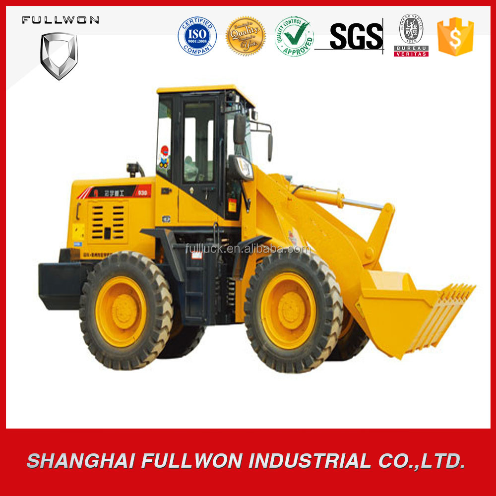 well-equipped big brand avant mini wheel loader for sale