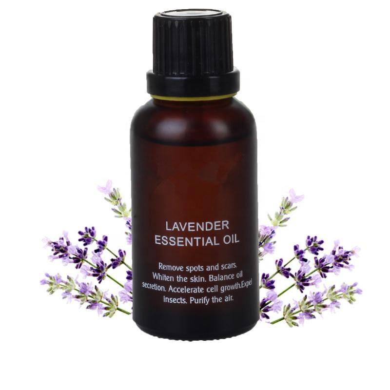 Fabriek Groothandel 100% pure lavendel essentiële olie