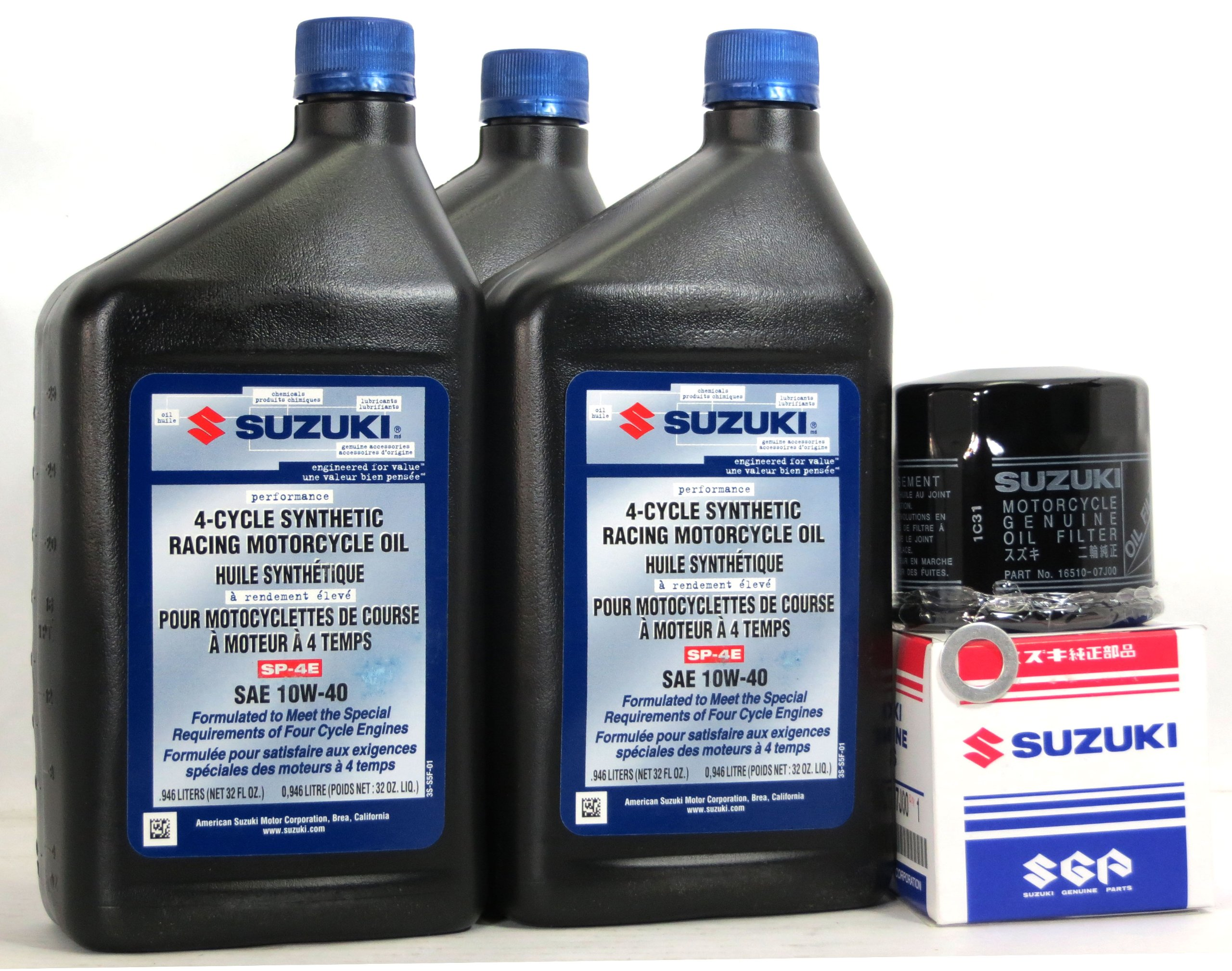 AHL 132 /Ölfilter Oil Filter f/ür AN400 BURGMAN TYPE S 400 2003-2006