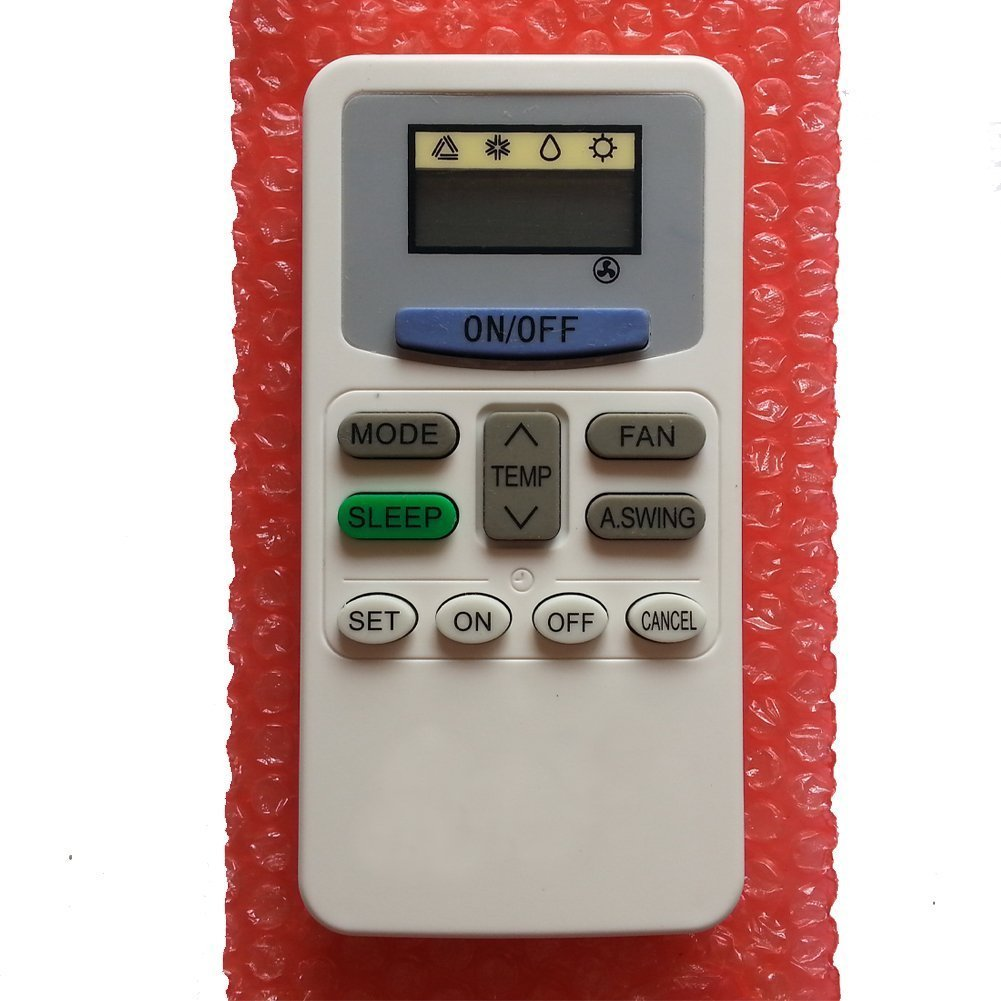 Generic Replacement Air Conditioner Remote Control for Hitachi Remote Control Parts Rar-2a1 Rar-2p1 Rar-2p2 ...