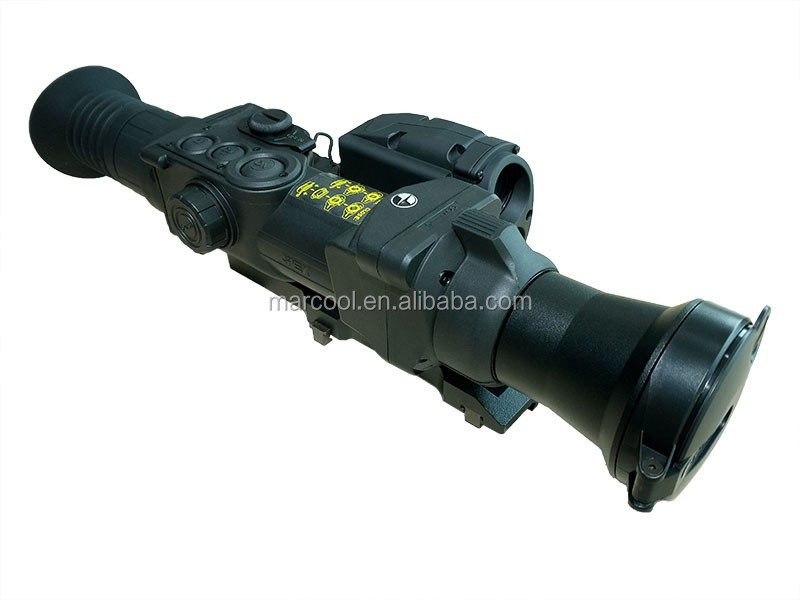 Pulsar Apex XD75 thermal imaging sight for outdoor night hunting riflescope with laser range finder scopes