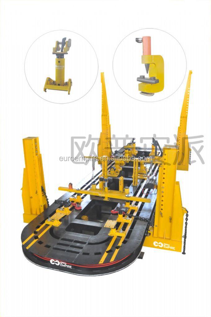 Es5011 Maquinaria China Alibaba Ce Aprobó Auto Cuerpo Marco/usado ...