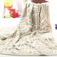 couple bamboo jacquard big size wholesale cotton bath towel