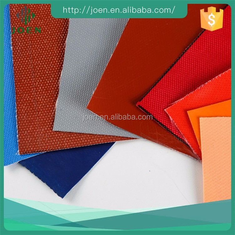 heat reflective fireproof material fabric aluminum foil coated cloth