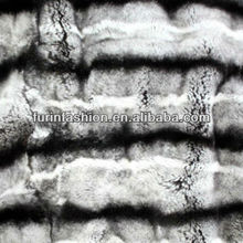 Wholesale High quality Rex Rabbit Skin Fur Plate for Coat/Jacket/Collar