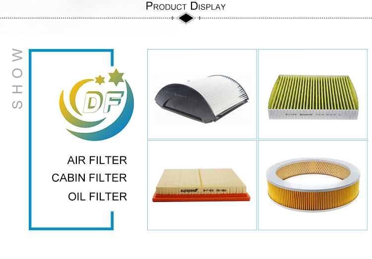 Fresh breeze micro air filter car cabin air purifier replacement