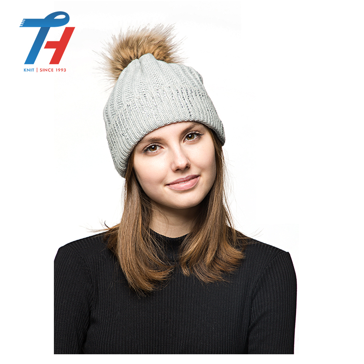 25 Years Experience Customized Comfortable Breathable Soft Knit Custom Winter  Hat Beanie 117b47effe5