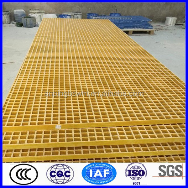 Supplier FRP Construction Grating