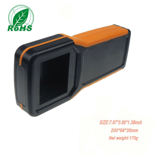 2013 high quality guarantee custom handheld enclosures ip65