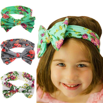 2017 fashion cheap top designer baby headband kids headbands hot new cotton  hair band 99a53aa6fe0