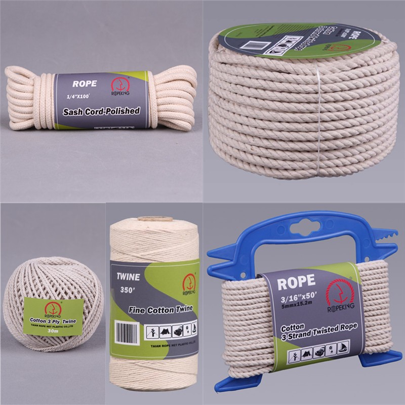 High Quality Cotton Macrame Cord