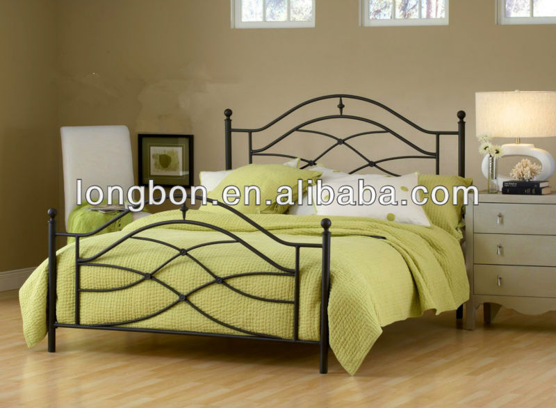 Top Ing Hand Forging Wrought Iron Canopy Bed