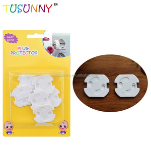 Easy Installed Waterproof Socket Cover / Baby Safety Plug Protector