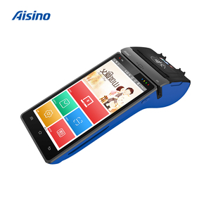 Full Touch Screen Android Smart POS Terminal A90 pos device