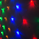 Blue color led net christmas lamp party wedding decoration lights