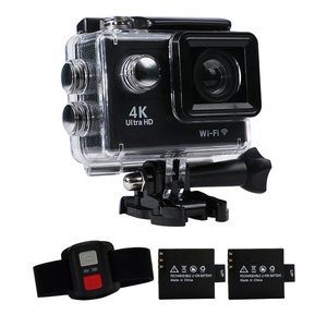 4K 24FPS Swimming Diving Ski Hiking Body Mount Star Waterproof Action Camera with Wifi