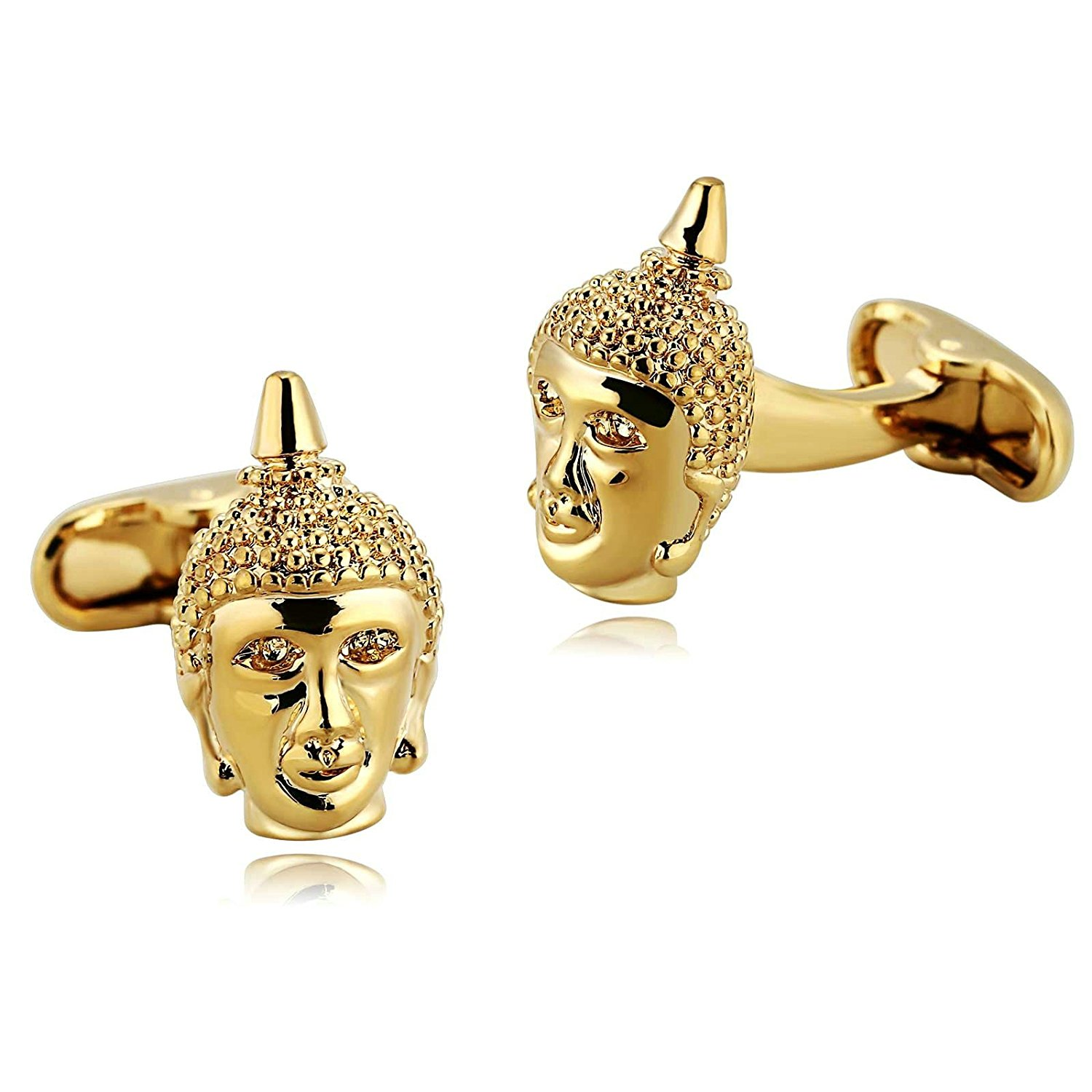 6 Kinds Stainless Steel Cufflinks For Men Boys 1 Pair Stainless Steel Cufflinks Dad Jewelry Box Charm Fancy Unique Aooaz Mh49