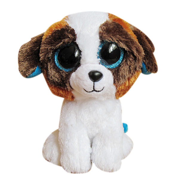 765e1aaa6a5 Get Quotations · Free Shipping Original TY Beanie Boos Big Eyes Stuffed  Animals Cute Dog