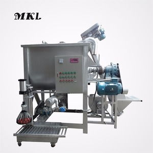 MKL- Automatic lid (iron bucket) type paste production equipment