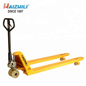 Local factory directly supply High quality 3 ton hand pallet truck china