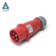 Three Phase IP55 16A Plugs Waterproof Industrial Plug and Socket