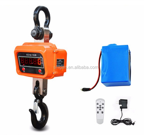 wholesale high quality cheap 30kg electronic luggage weighing crane scale