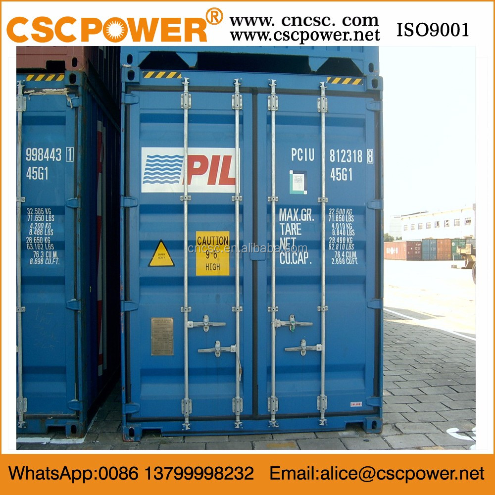 20ft iso tank container