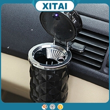 Hot sale XITAI new car accessories diamond crystal car interior hanging accessories art.-no.q42