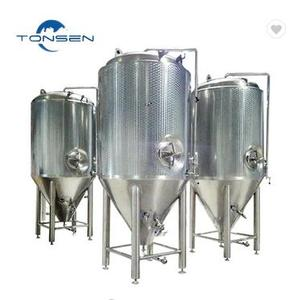 50l-100l micro brewing equipment movable